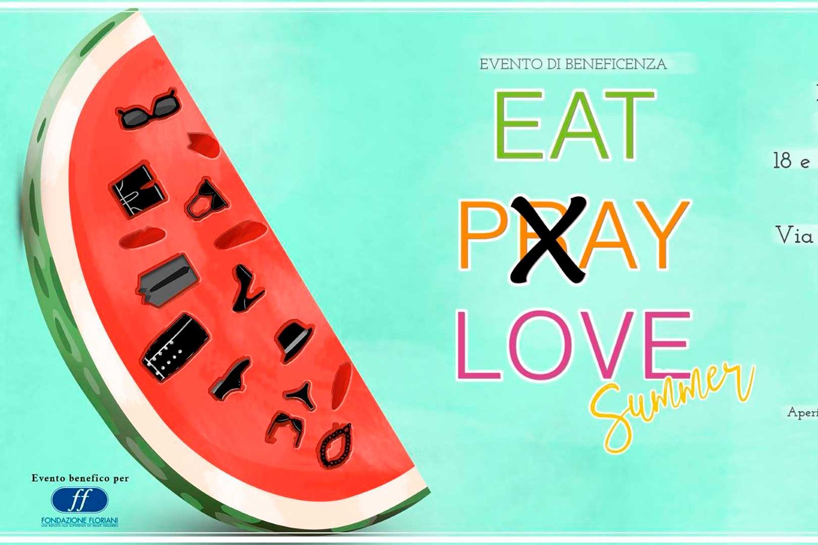 EAT PAY LOVE 2018