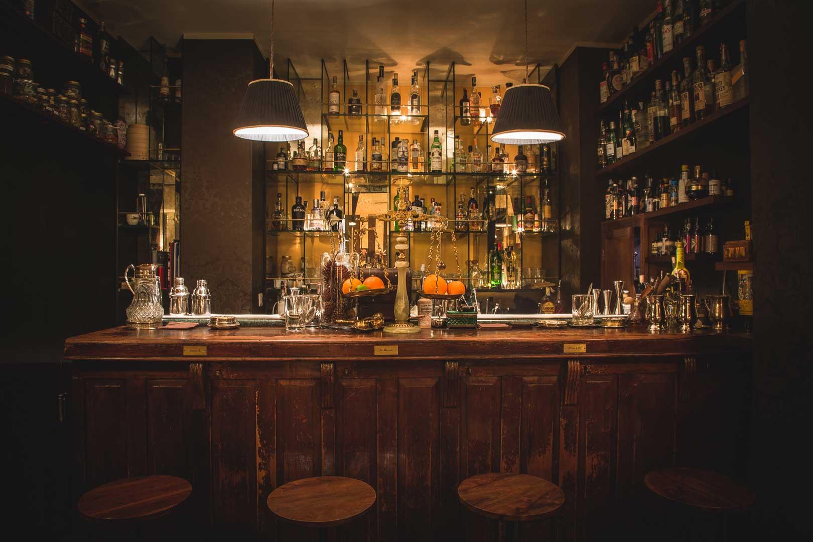 I 10 migliori cocktail bar d'Italia - 1930 Speakeasy