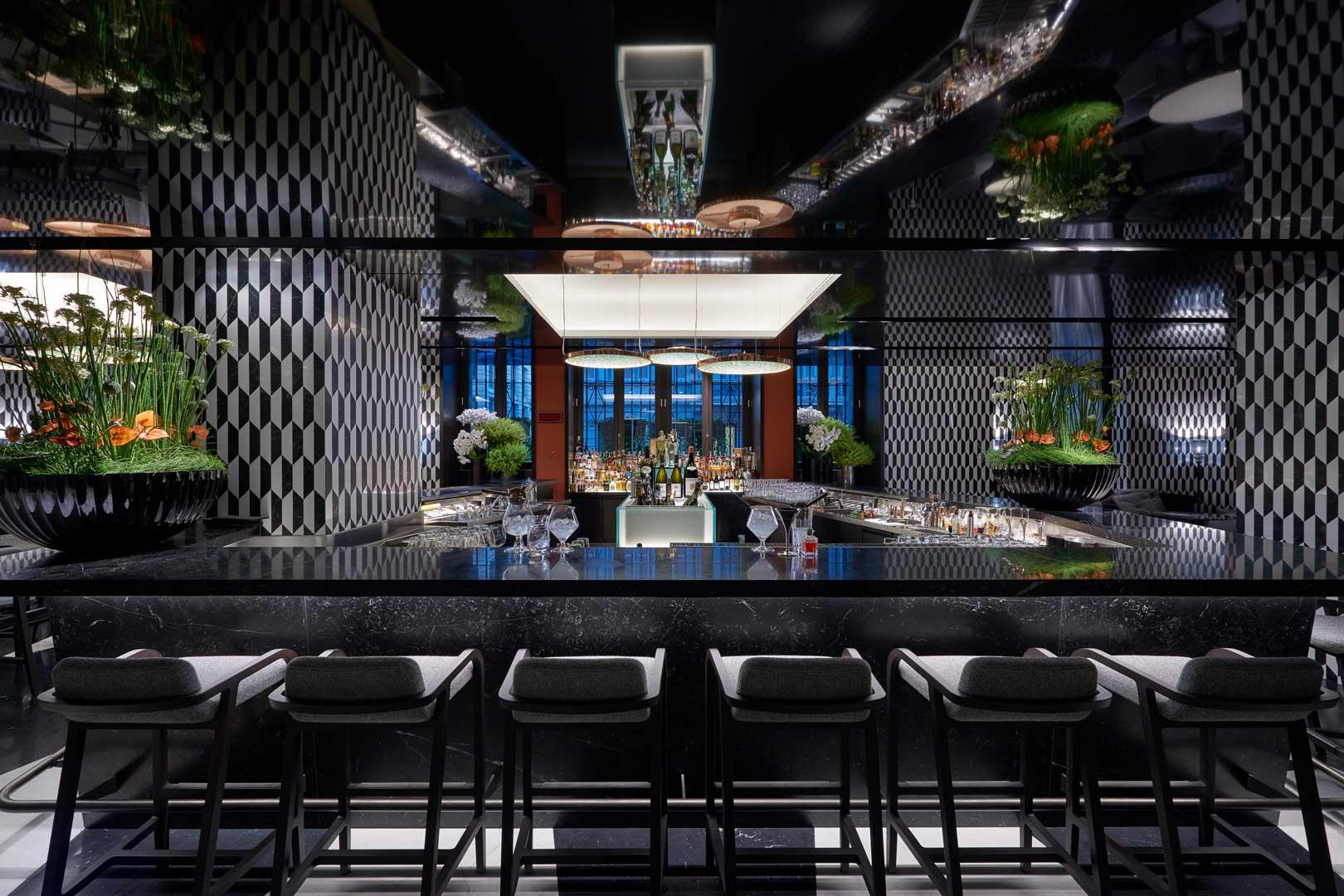 I 10 migliori cocktail bar d'Italia - Mandarin Oriental Milan
