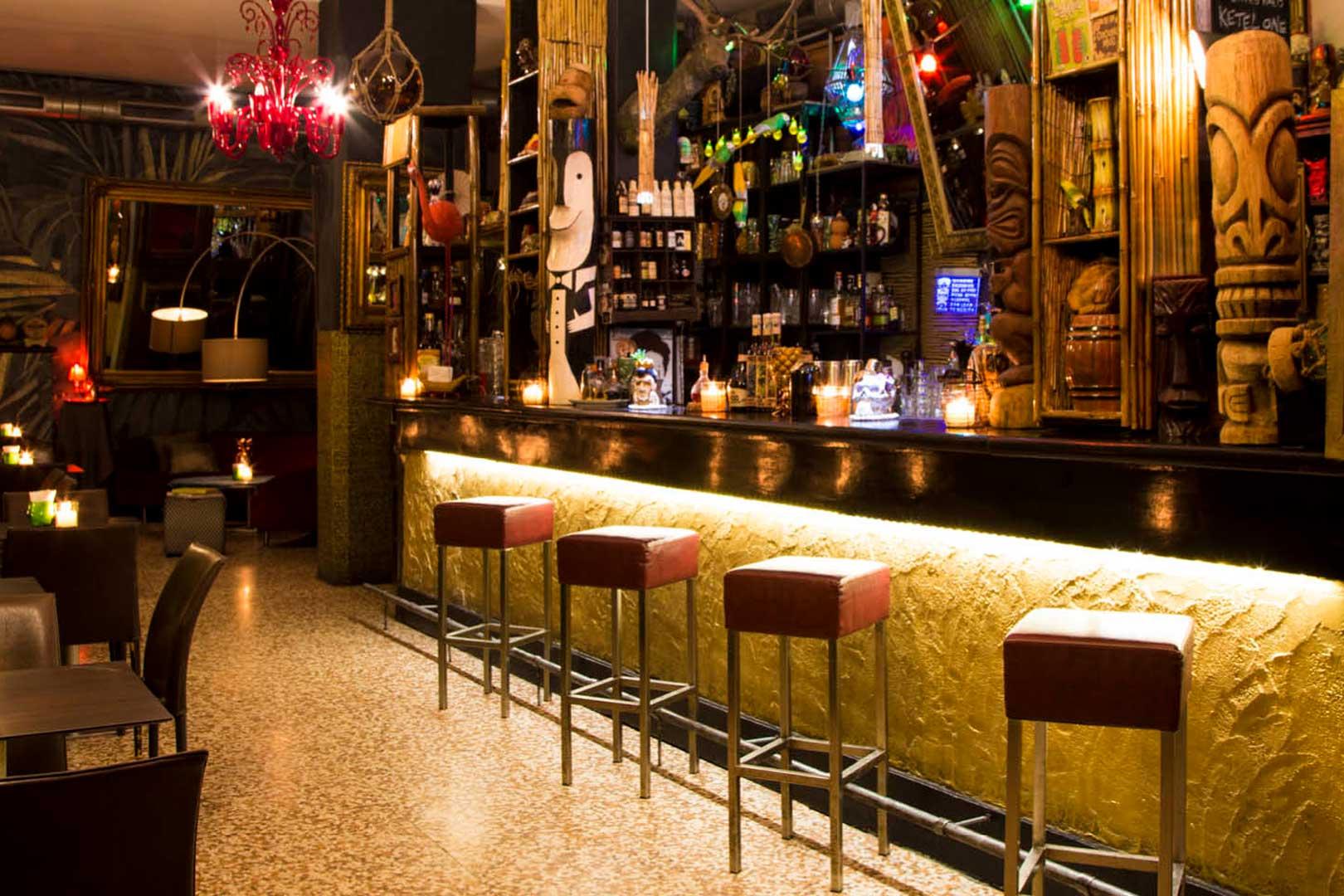 I 10 migliori cocktail bar d'Italia - Nu Lounge Bar