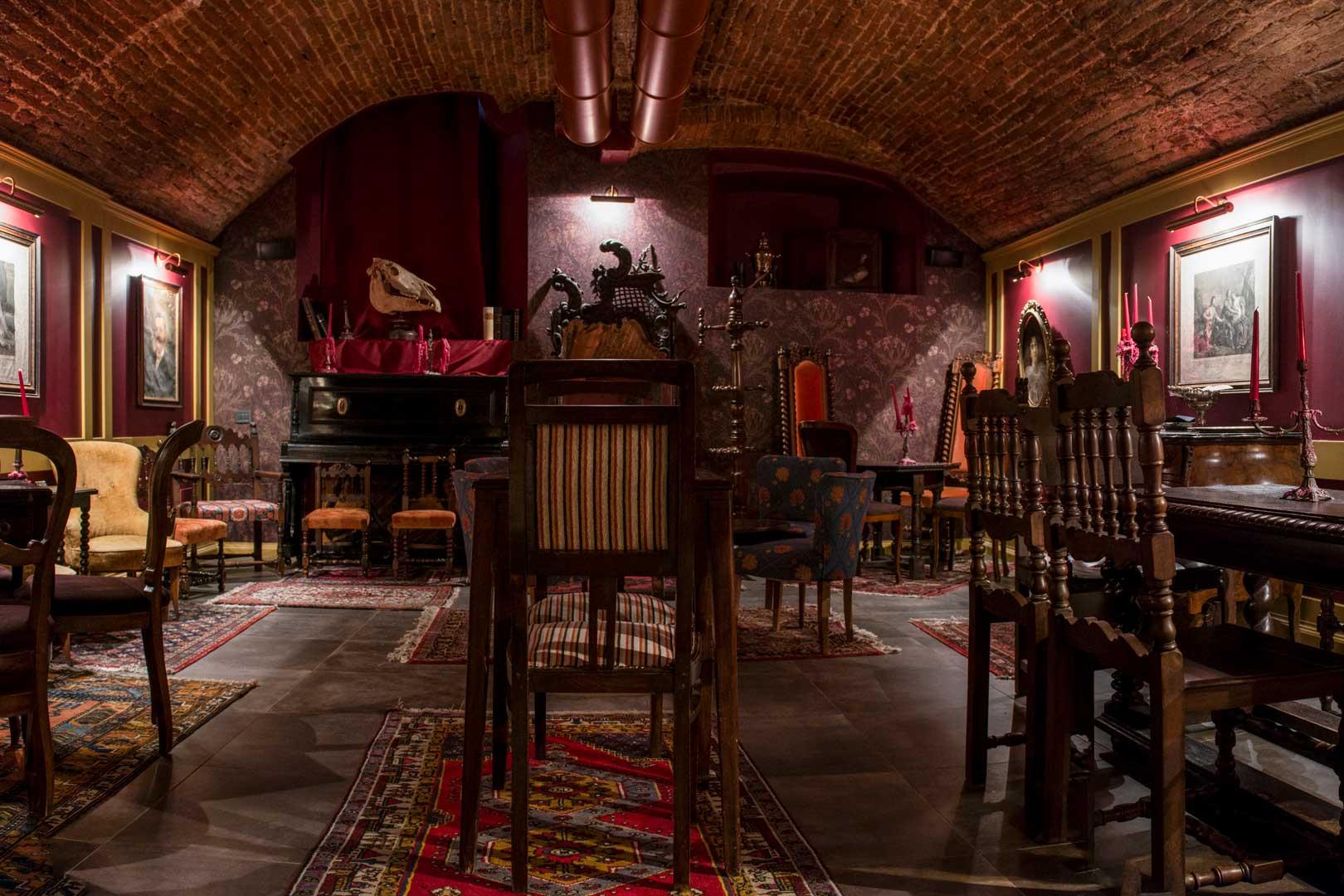 I 10 migliori cocktail bar d'Italia - Rasputin