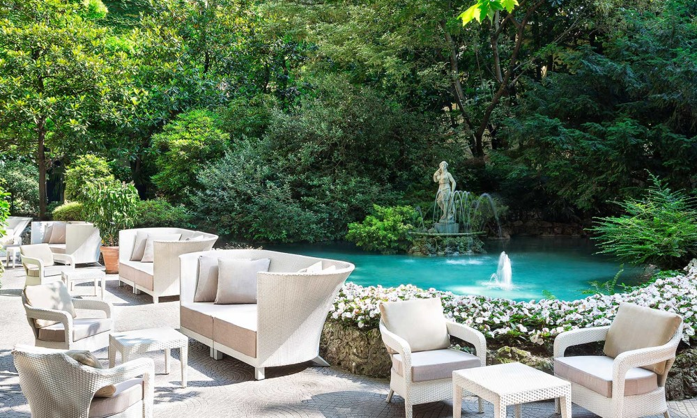 The 5 most beautiful gardens of Milan inside the hotels