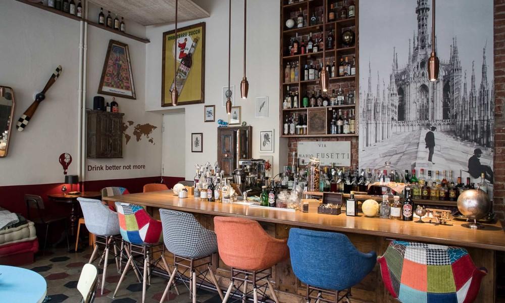 I migliori cocktail bar a tema di Milano - Iter