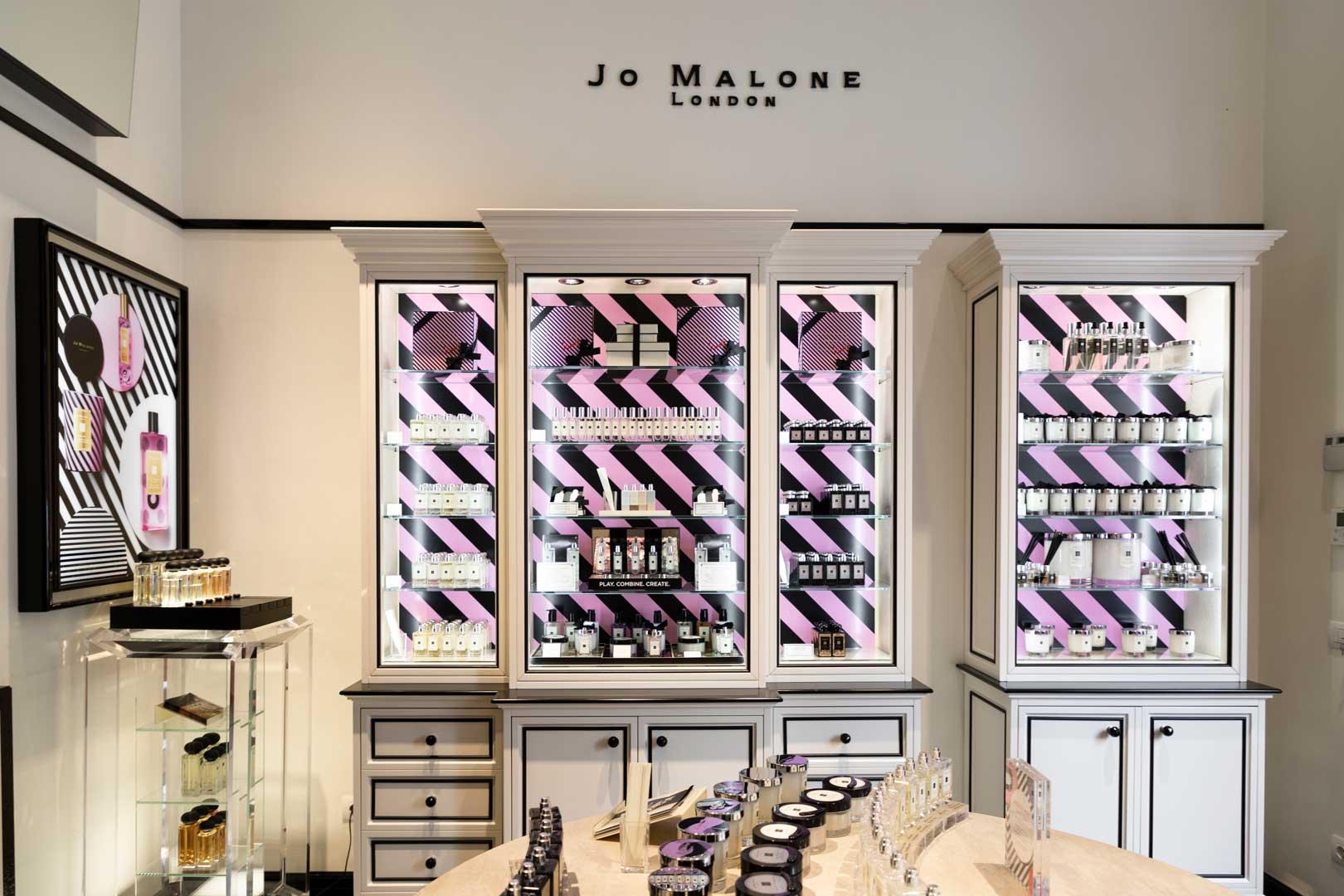 Jo Malone Poppy Delevingne - Milano