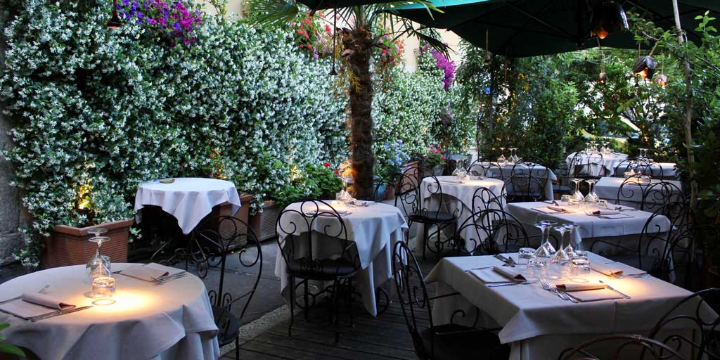 The 10 Best Restaurants With Dehors In Milan Flawless Milano