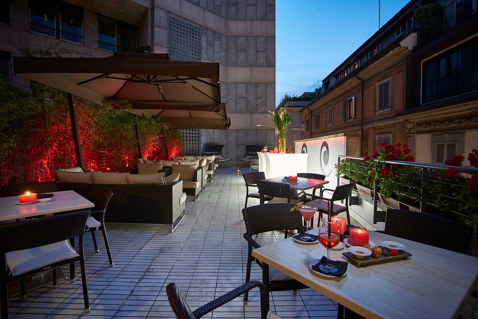 The Best Hotels Aperitifs In Milan Flawless Milano