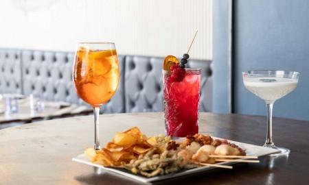 L'aperitivo di mare di Fishbar de Milan