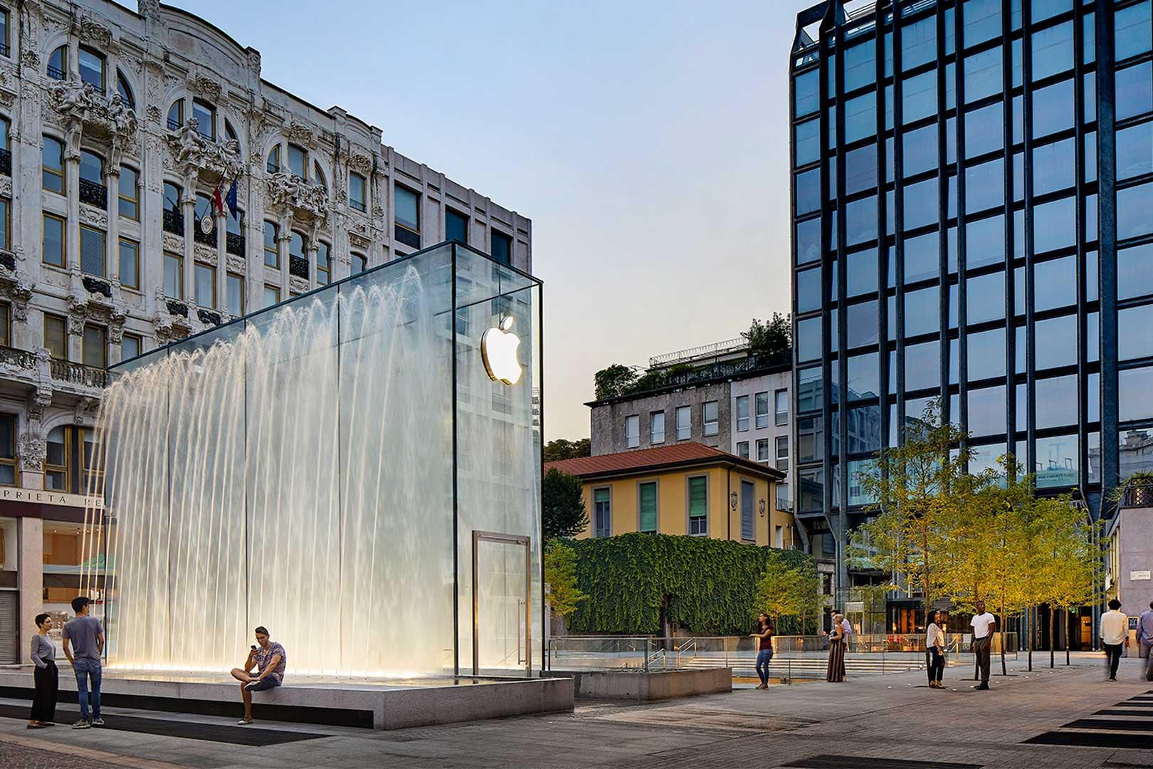 Apple Store - Milano