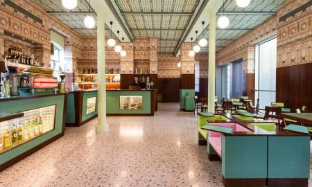 I migliori ristoranti e bar delle case di moda di Milano
