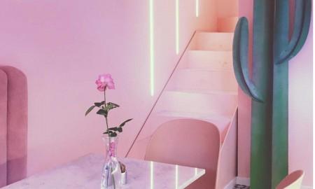 10 indirizzi total pink a Milano