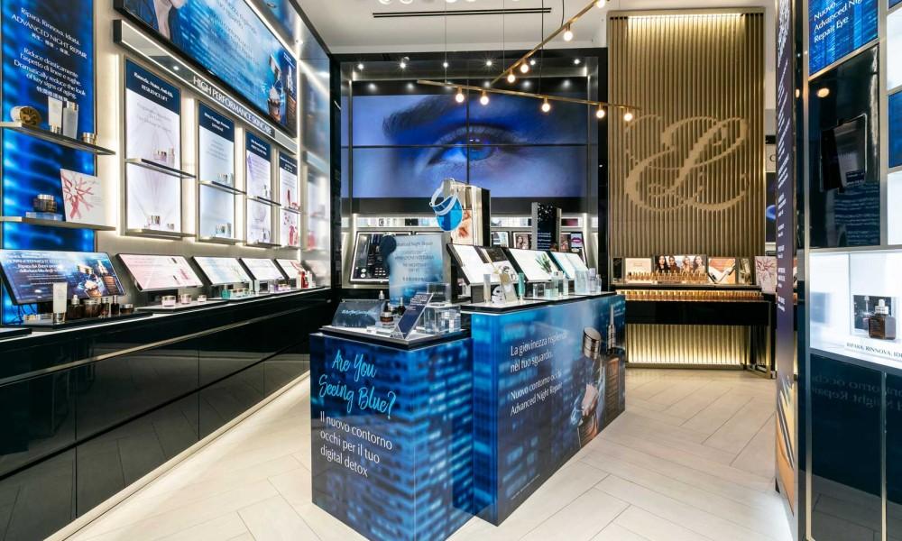 Estée Lauder Beauty Boutique