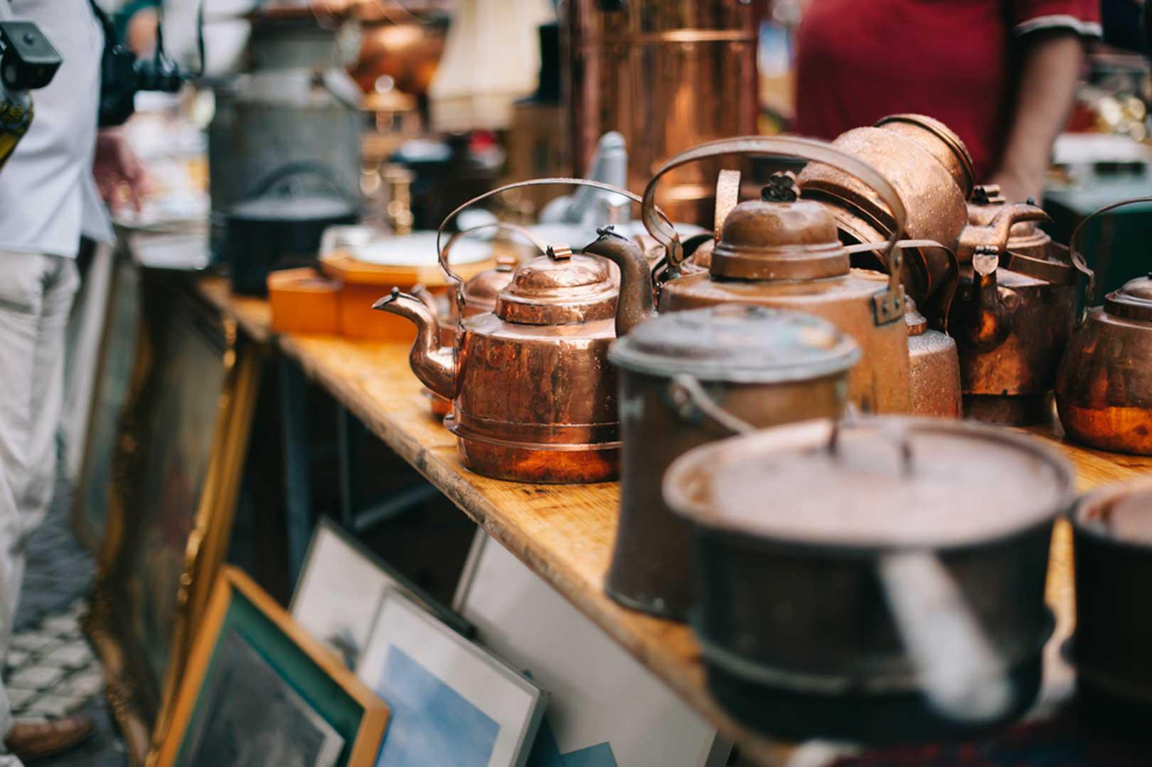 I mercatini vintage da non farsi scappare - Mercatone Naviglio Grande
