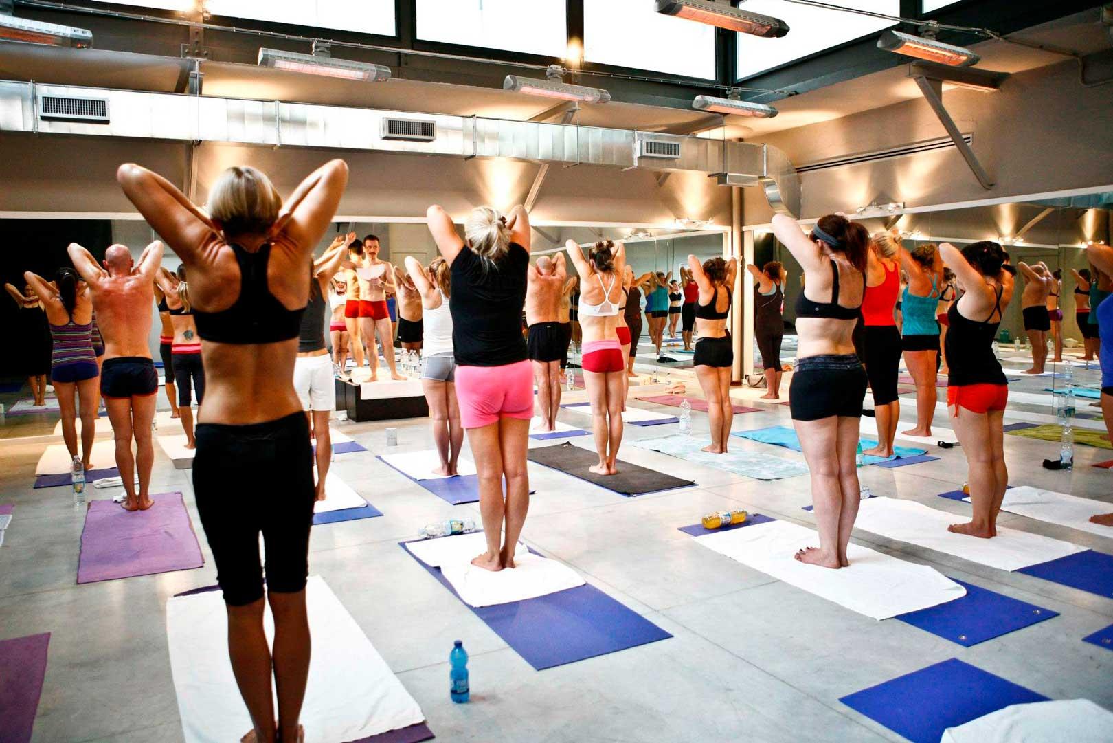 I 10 migliori centri di Yoga a Milano  c8d53ecd940d