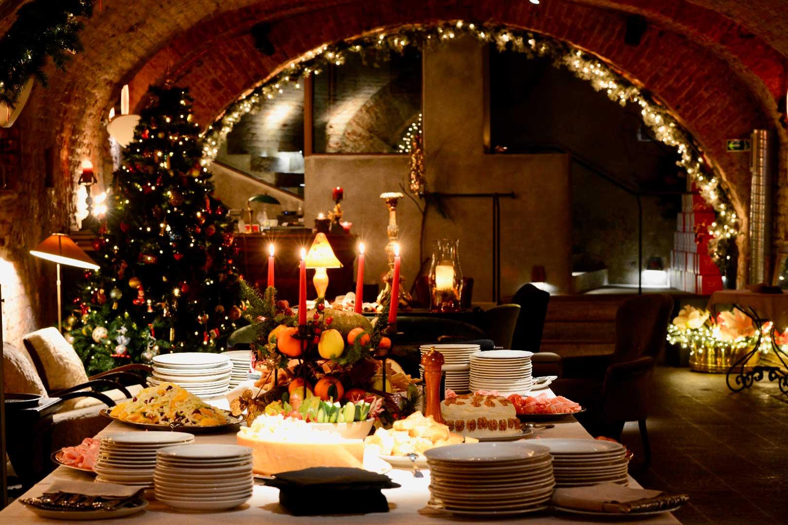 10 ristoranti per le cene di Natale con amici e colleghi - Milano