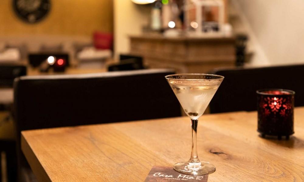 La drink list invernale di Casa Mia