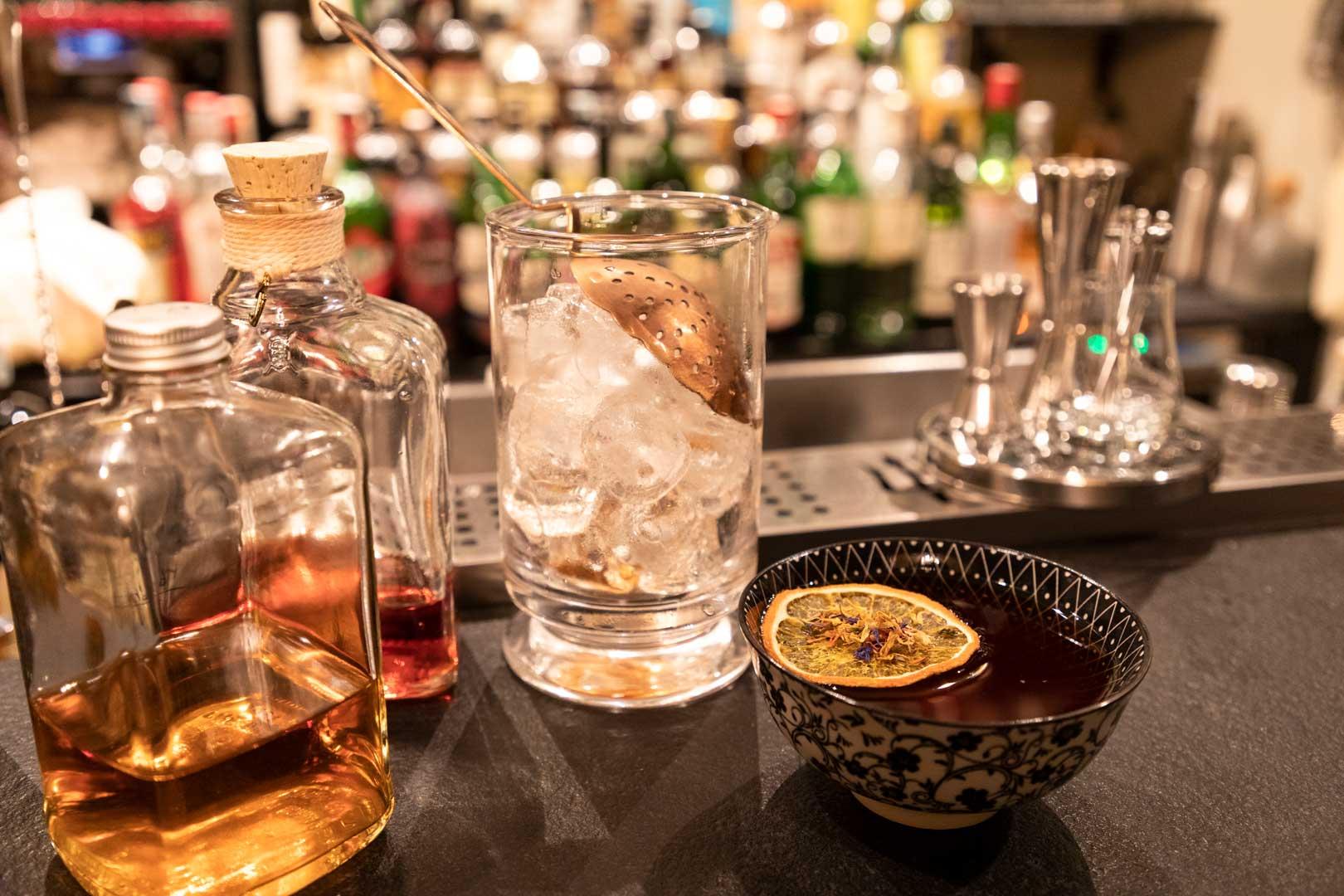 La drink list invernale di Casa Mia - Milano