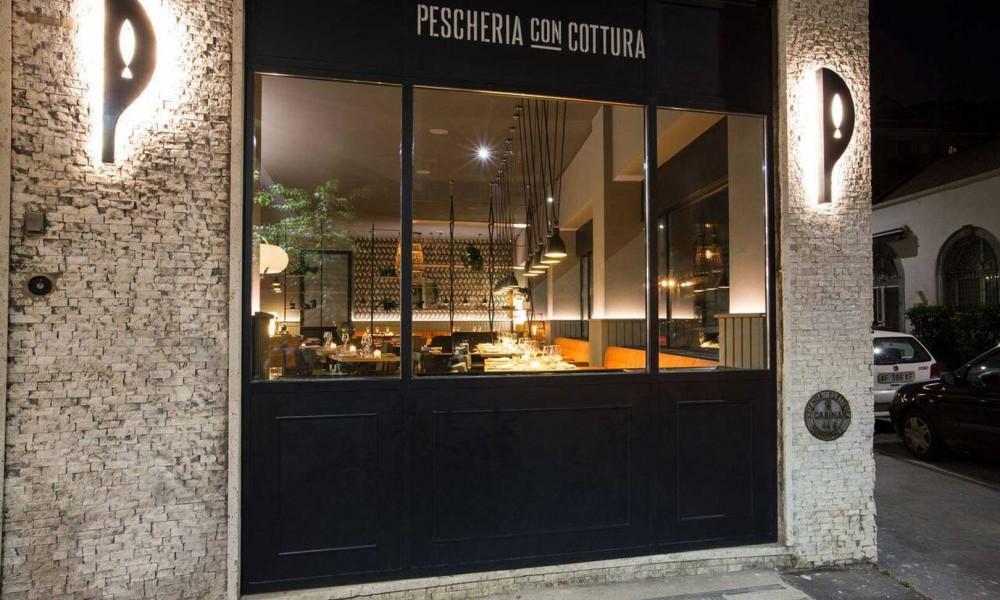 Pescheria con cottura - Milano