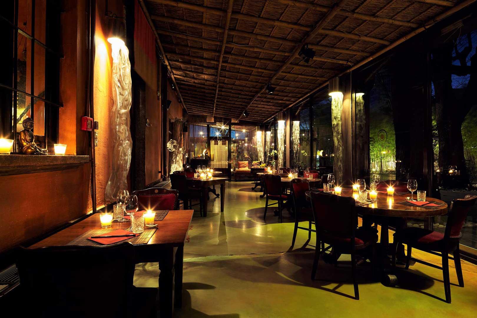 10 ristoranti per la notte di Capodanno