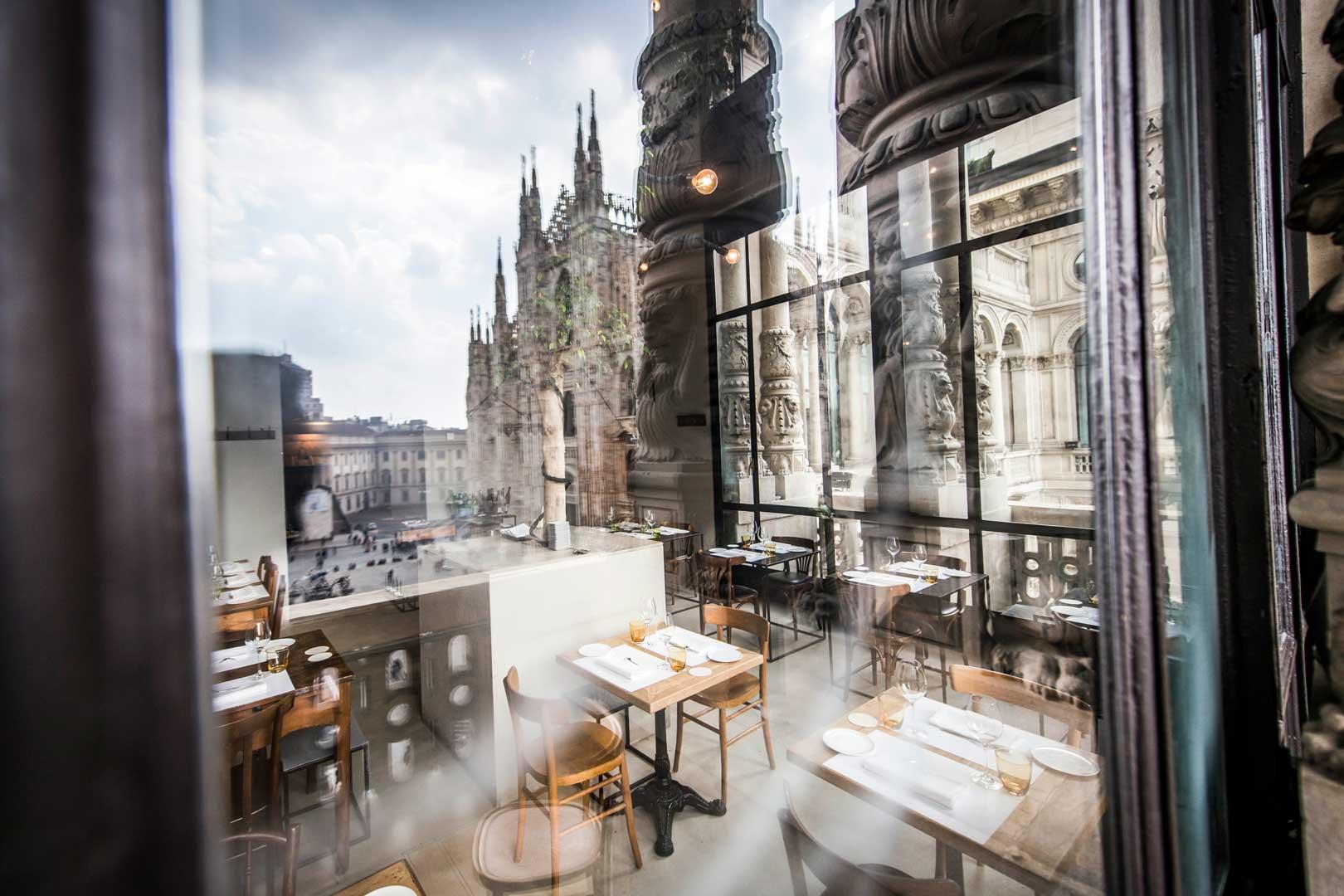 10 Ristoranti Da Provare In Zona Duomo Flawless Milano