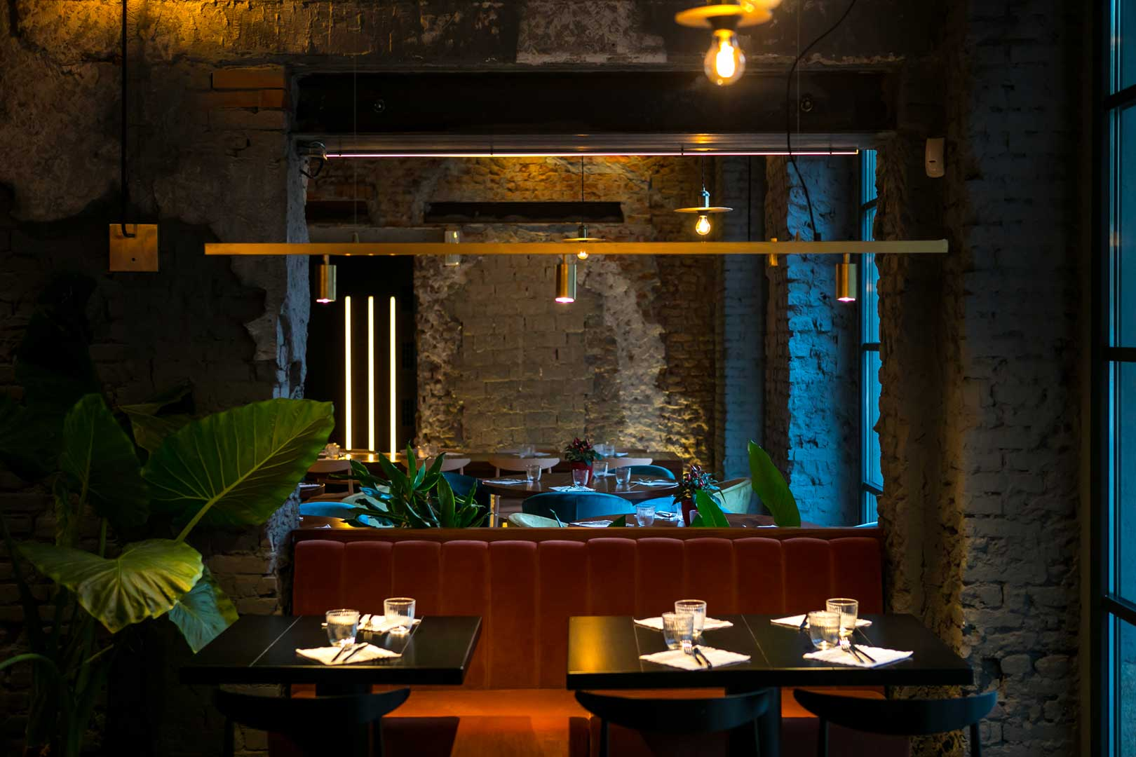 10 ristoranti industrial chic - Cocciuto