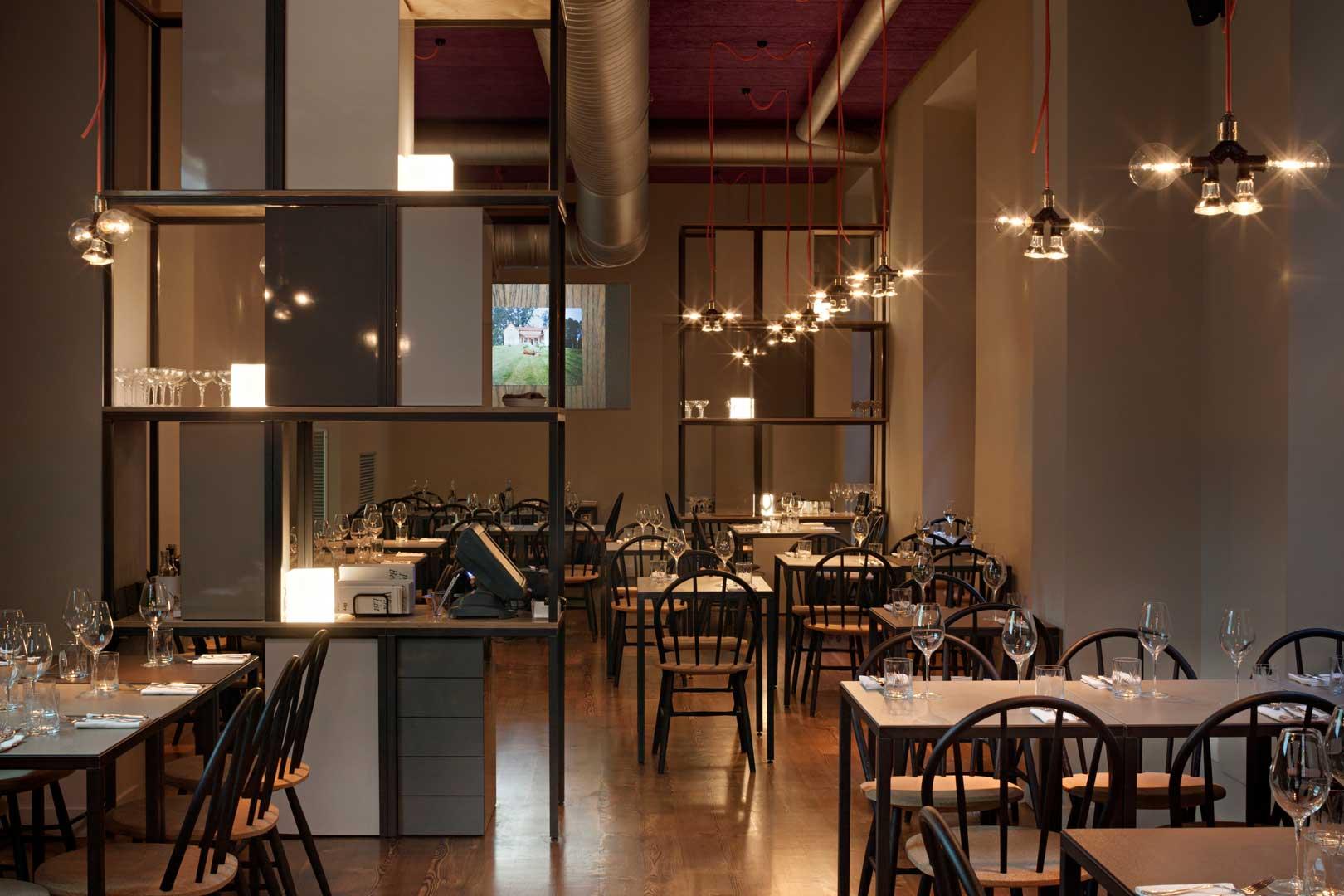 10 ristoranti industrial chic - Dry