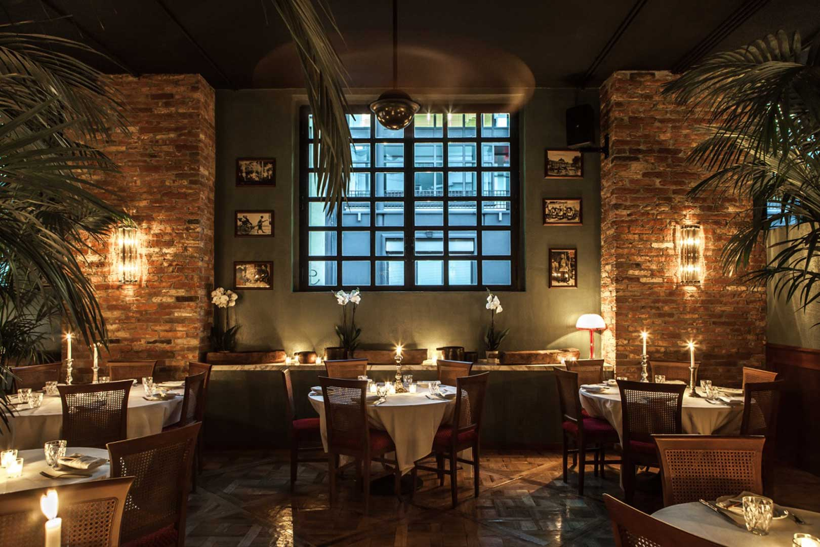 10 ristoranti industrial chic - Saigon