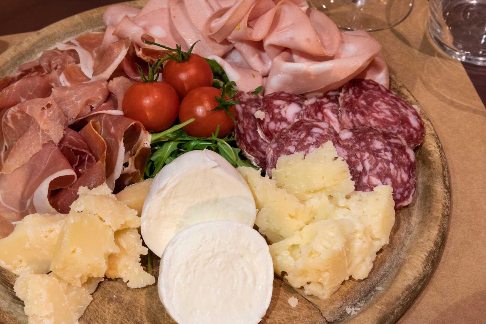 Il menù primaverile di Posta Bistrot - Milano