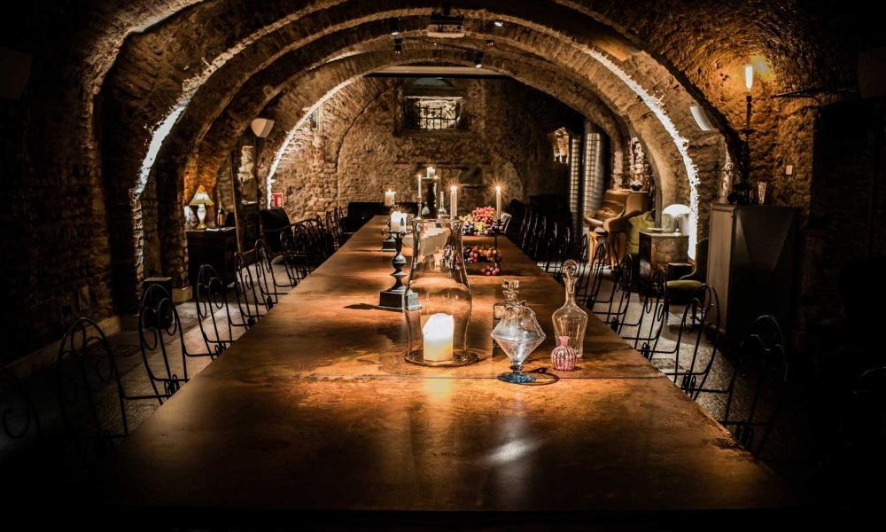 Da Cantina Piemontese e Spazio Tencitt per la Design Week
