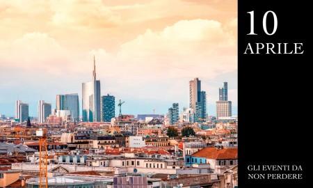 Design Week 2019 Mercoledì 10 Aprile - Milano
