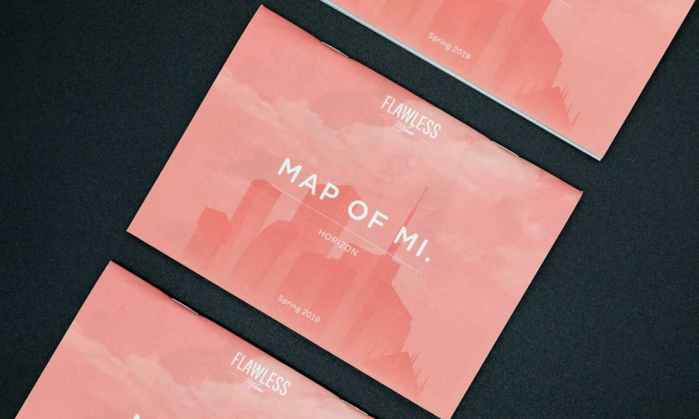 Spring in the city with the new Map of Mi. Horizon