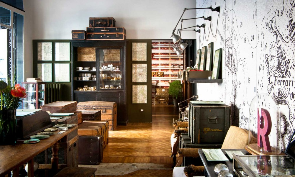 Raw – Cabinet de Curiosités