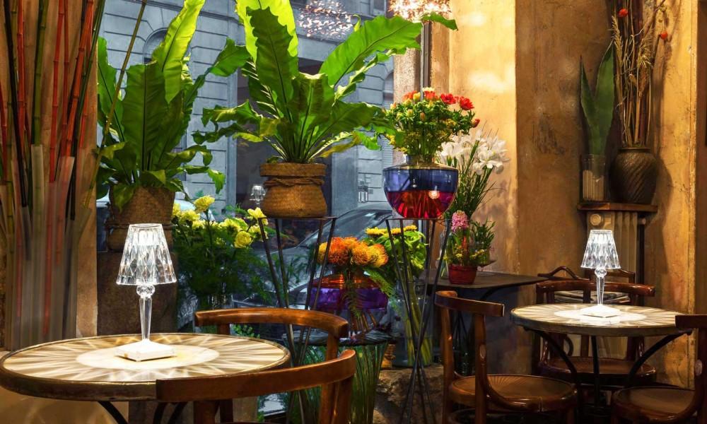 I 5 migliori flower bar di Milano