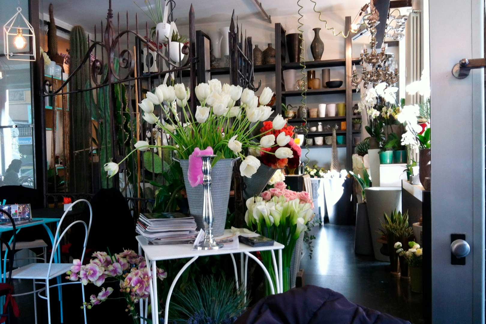 I 5 flower bar migliori di Milano