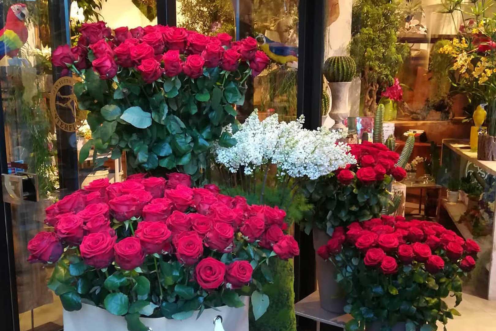 I 5 negozi di rose più belli di Milano