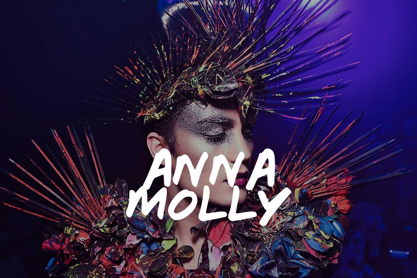 La Notte Bianca della Musica Disco - Anna Molly - Milano