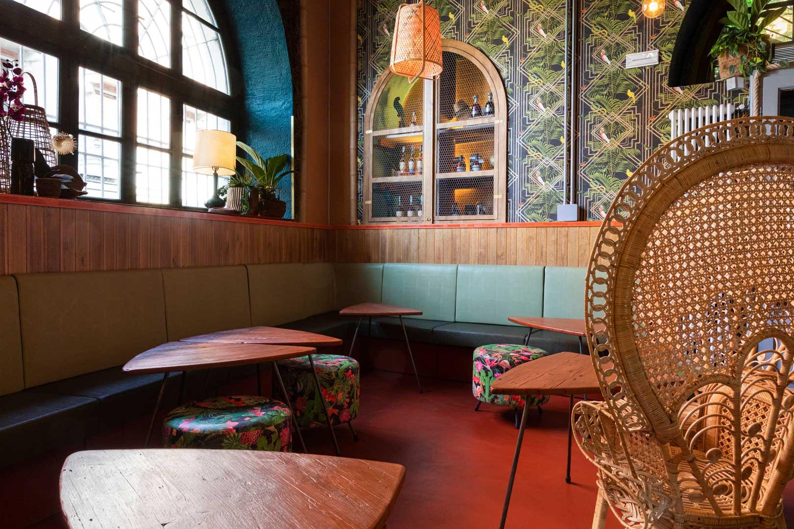 Rita's Tiki Room - Milano