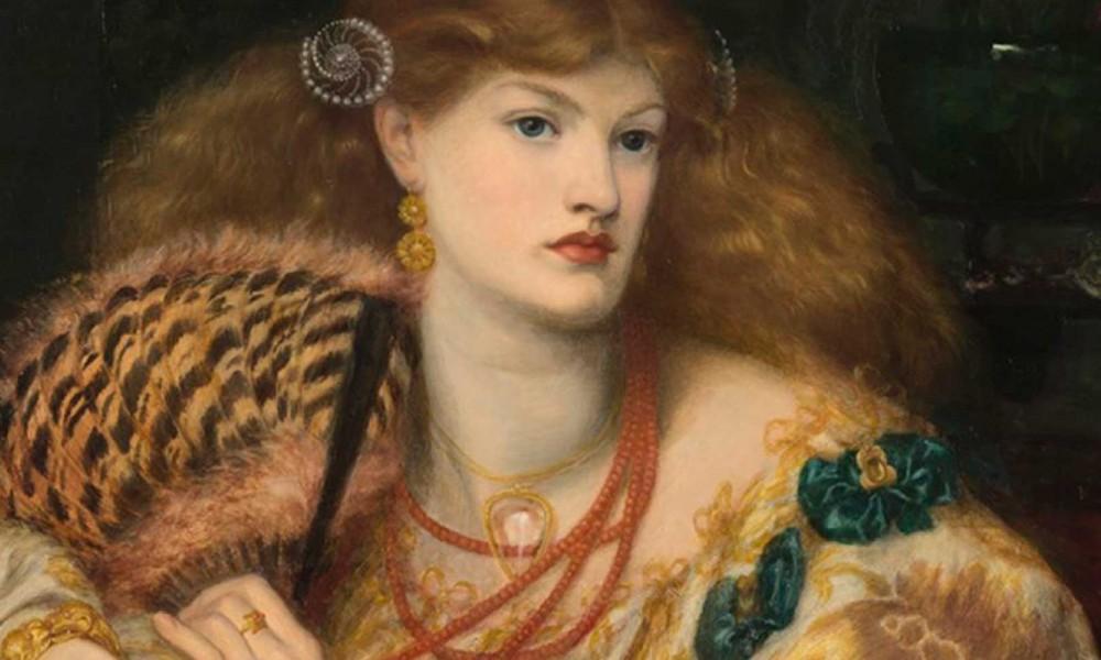 The Pre-Raphaelites. Love and Desire