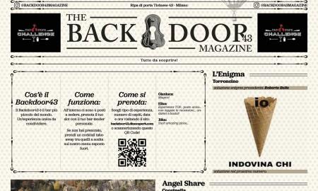 The Backdoor43 Magazine - Milano