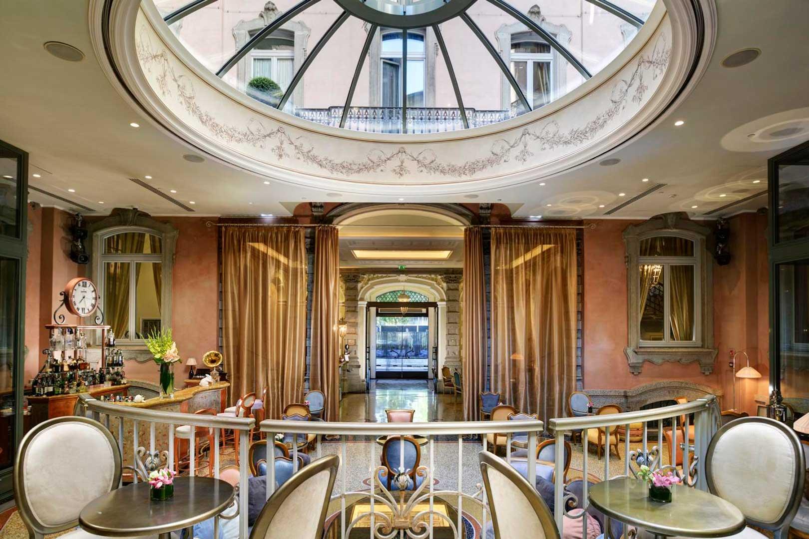 Aperitivo in Hotel a Milano