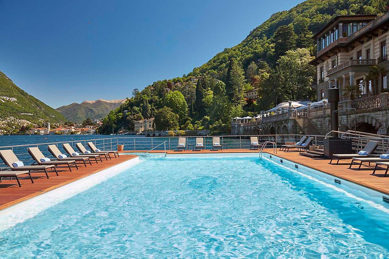 I 5 lidi più belli del Lago di Como