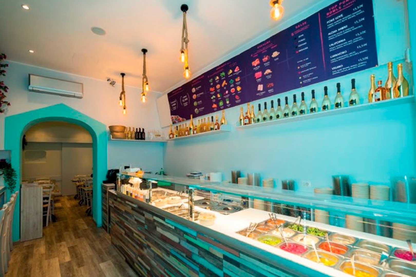 I migliori pokè bar di Milano