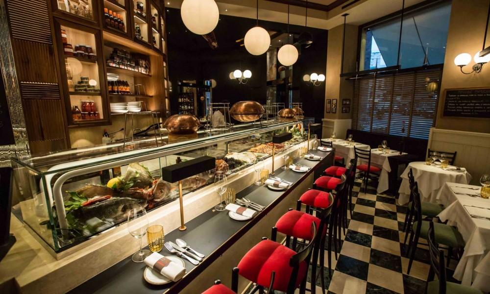 The best seafood restaurants in Milan