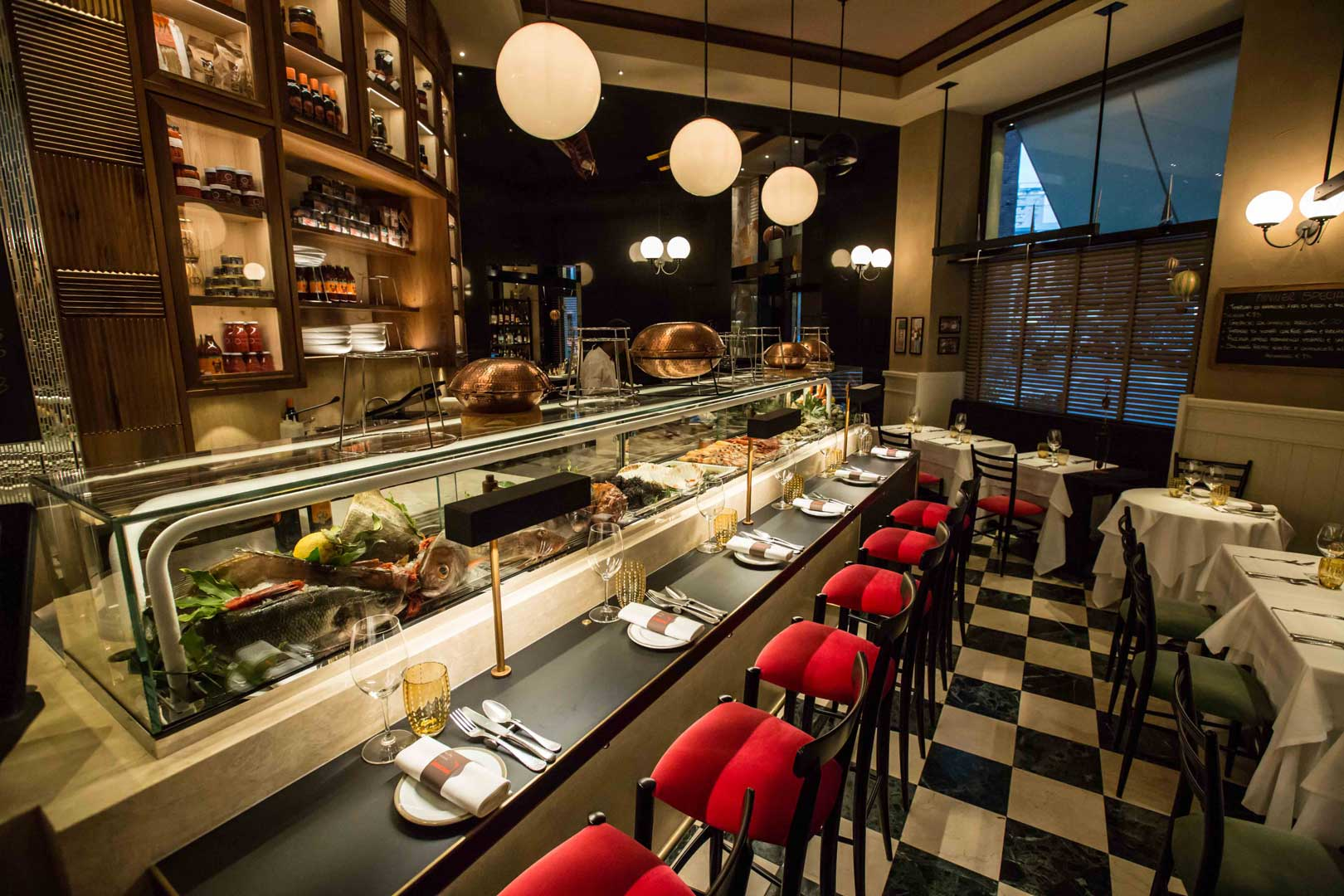 The best seafood restaurants in Milan | Flawless Milano