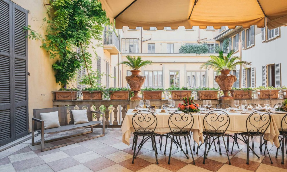 The most beautiful terraces in Milan