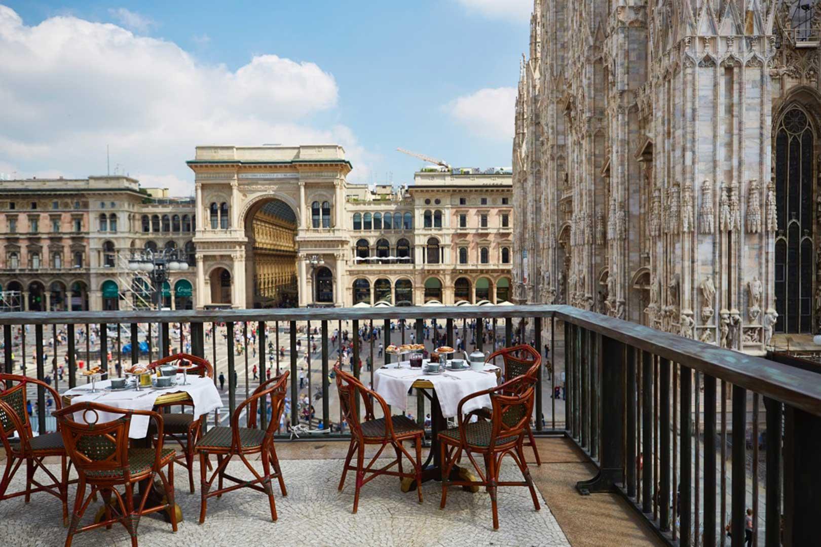 Le terrazze più belle di Milano