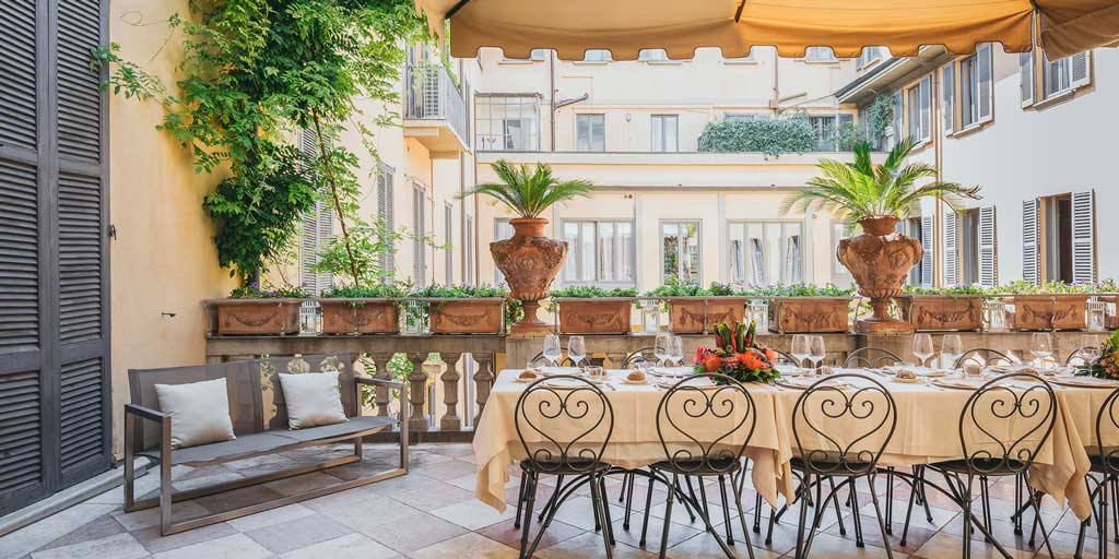 The Most Beautiful Terraces In Milan Flawless Milano