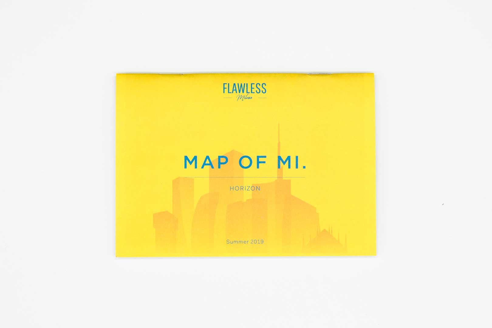 Map of Mi. Horizon Summer 2019 - Milano