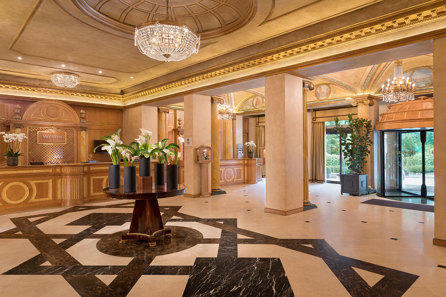 The Westin Palace Milan Flawless Milano The Lifestyle Guide