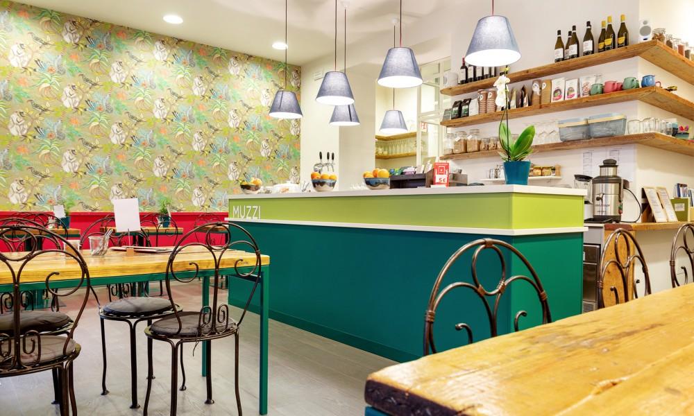 Muzzi Breakfast & Salad Bar