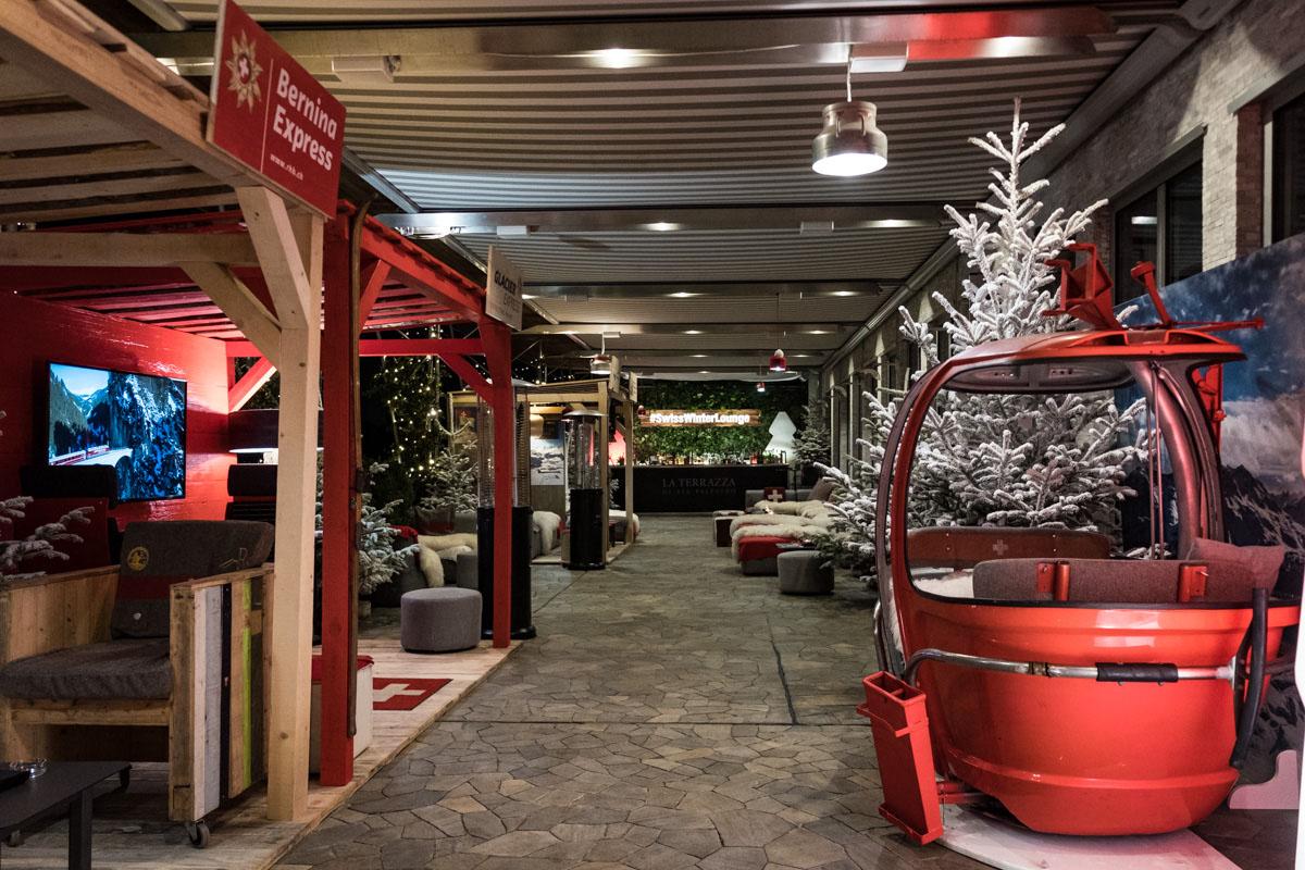 Swiss Winter Lounge 2019
